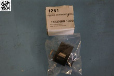 1963-1967 Corvette C2 Headlight Retract Switch, New, Box C